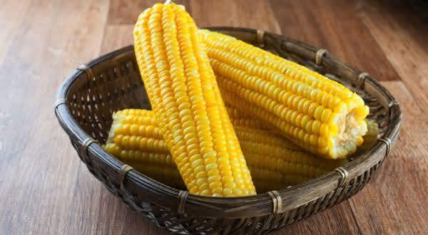 milho entre os alimentos ricos em fibras