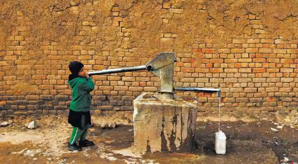 paquistao entre os países que mais consomem água no mundo