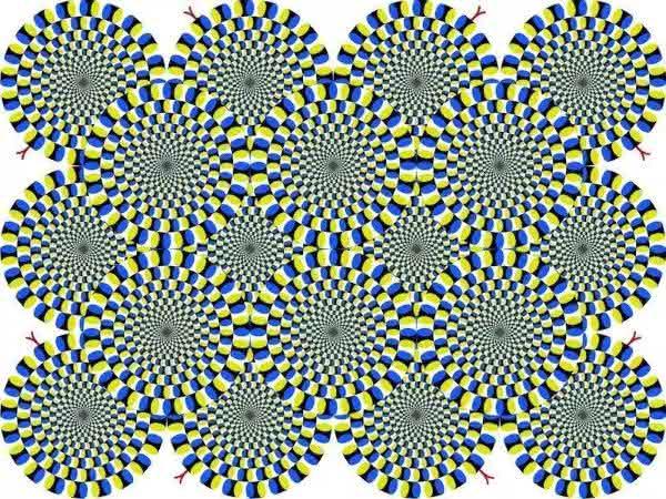 periferica entre as ilusões de óptica que te deixarão confuso