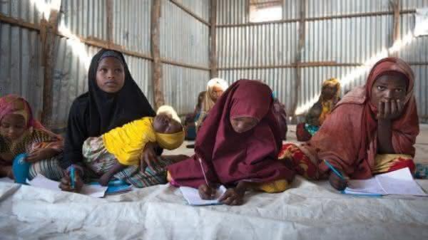 somalia entre os paises com maior taxa de analfabetismo