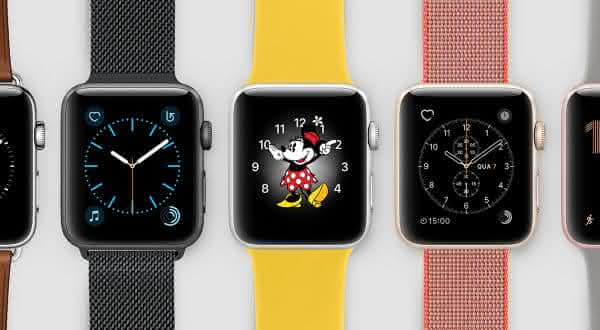 Apple Watch entre os relogios mais vendidos do mundo