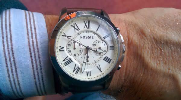 Fossil Grant FS4735 entre os relogios mais vendidos do mundo