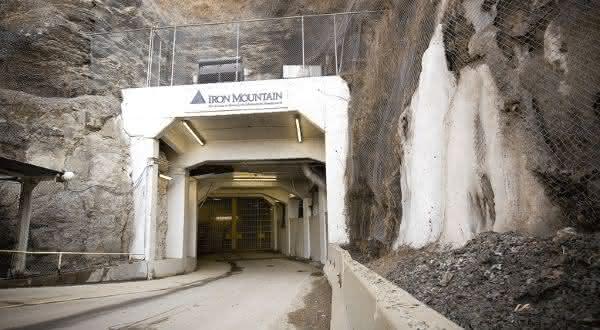 Iron Mountain entre os lugares mais bem protegidos do mundo
