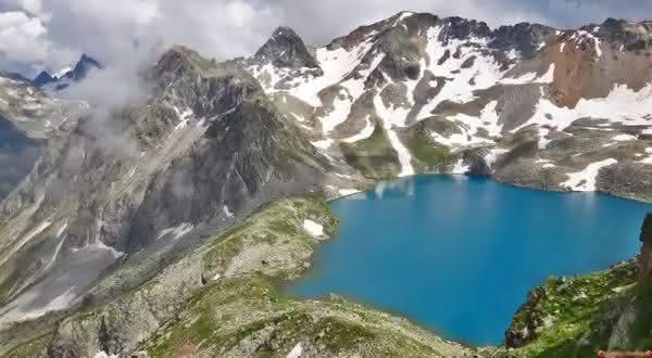 Karachay entre os lugares com as aguas mais contaminadas do mundo
