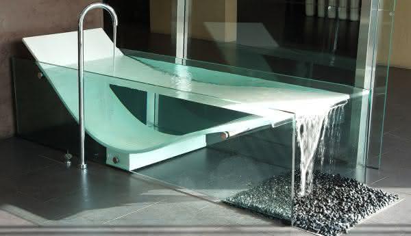 Le Cob Glass entre as banheiras mais caras do mundo