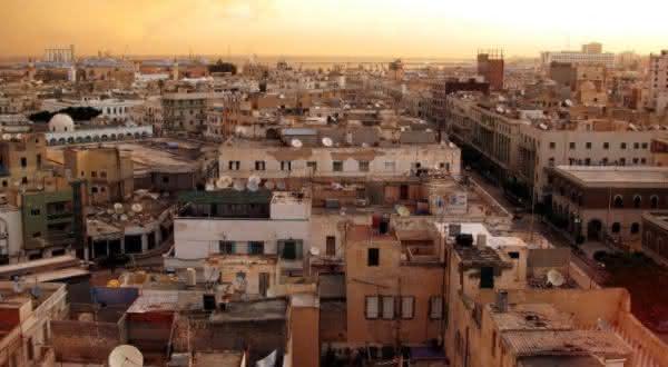 Libia entre os paises menos chuvosos do mundo