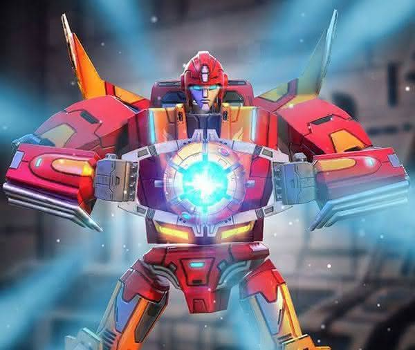 Rodimus Prime entre os Transformes mais poderosos de todos os tempos