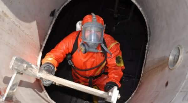 Sulfeto de Hidrogenio entre os piores odores do mundo