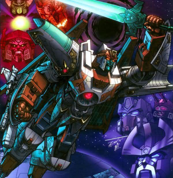 Vector Prime entre os Transformes mais poderosos de todos os tempos