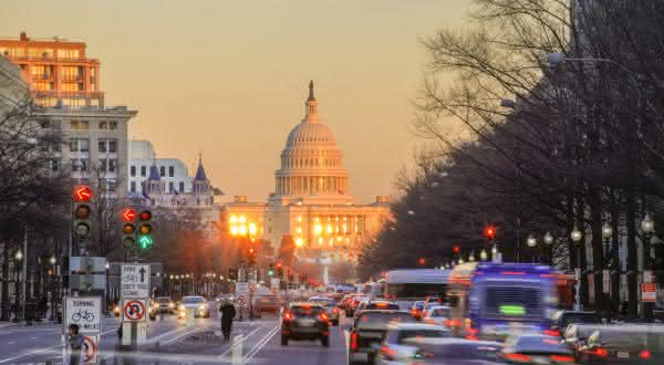 Washington dc entre as cidades mais ricas do mundo