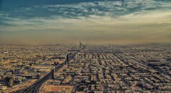 arabia saudita entre os paises menos chuvosos do mundo