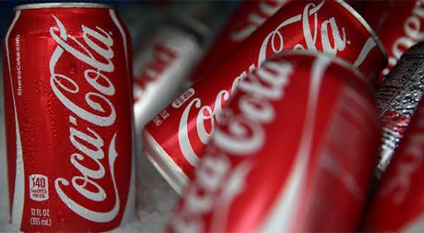 coca cola entre os refrigerantes mais vendidos no mundo