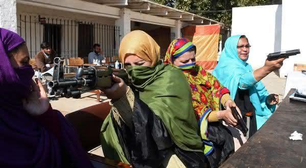 paquistao entre os paises mais faceis de comprar uma arma de fogo
