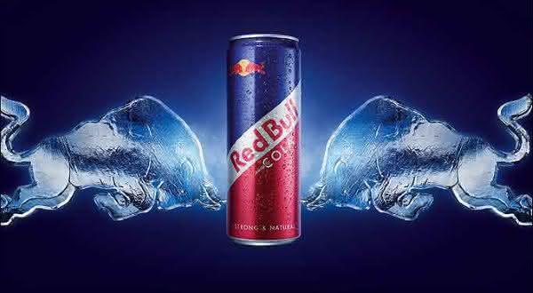 redbull entre os refrigerantes mais vendidos no mundo