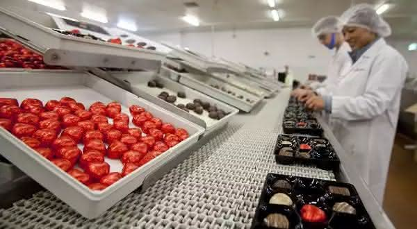 reino unido entre os maiores exportadores de chocolate do mundo