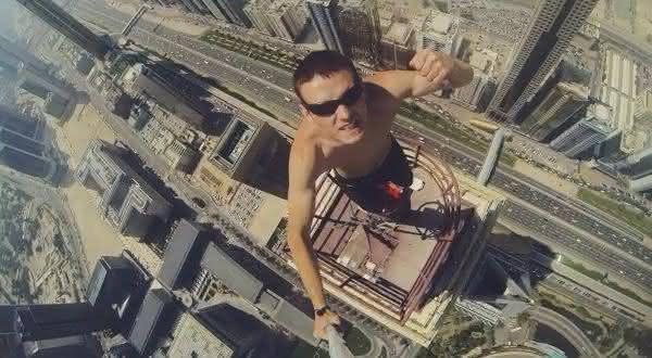 Top 10 selfies mais perigosos de todos os tempos