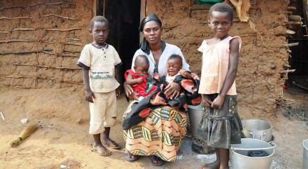 zambia  entre os países com maior taxa de natalidade do mundo