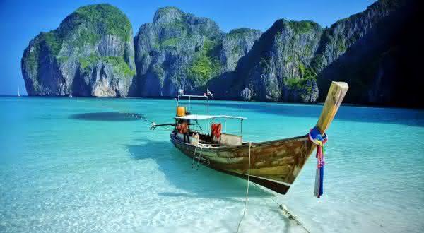 Andaman Sea entre as melhores ilhas do mundo