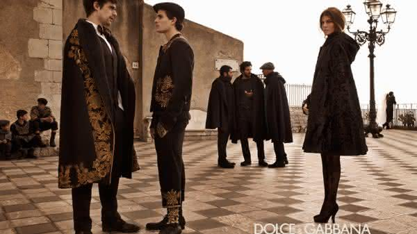 Dolce and Gabbana entre as marcas de roupas mais caras do mundo
