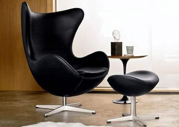 Egg Chair entre as cadeiras mais caras do mundo