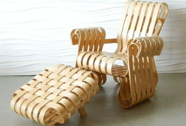 Gehry Power Play Club Chair entre as cadeiras mais caras do mundo