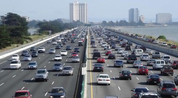 Interstate 80 entre as estradas mais longas do mundo
