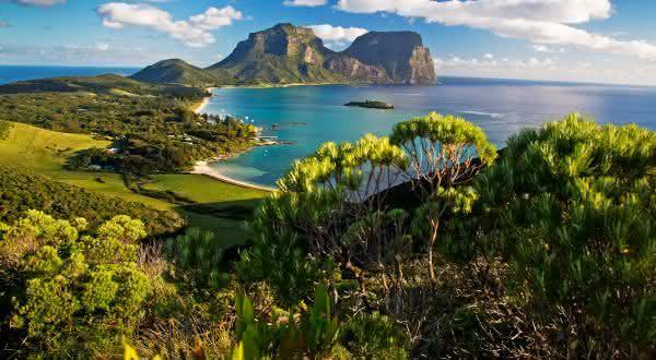Lord Howe 2 entre as melhores ilhas do mundo