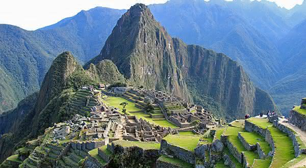 Machu Picchu entre as maravilhas do mundo