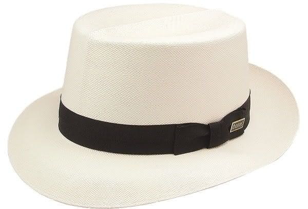 Optimo Hats Panama Straw Hat entre os chapeus mais caros do mundo