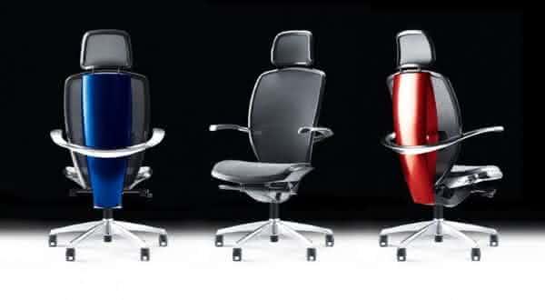 Pininfarinas Ares Line Xten entre as cadeiras mais caras do mundo