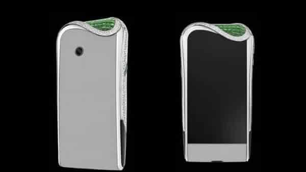 Savelli Emerald Insane entre os smartphones android mais caros do mundo