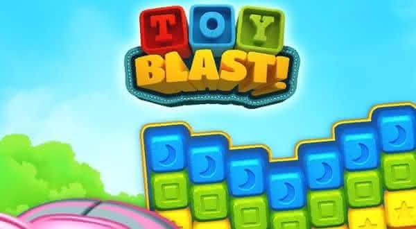 Toy Blast entre os jogos de celular de maior sucesso de todos os tempos