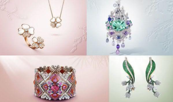 Van Cleef e Arpels entre as marcas de jóias mais caras do mundo