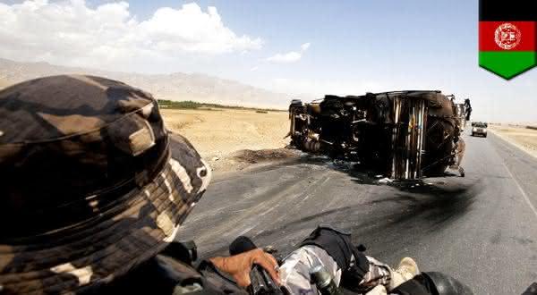 afeganistao  entre os países com mais terrorismo no mundo
