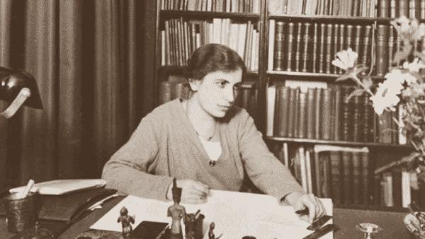 ana Freud entre os psicologos mais famosos de todos os tempos