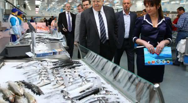 estados unidos entre os maiores exportadores de peixes do mundo