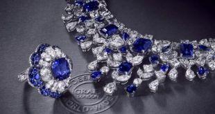 graff entre as marcas de joias mais caras do mundo
