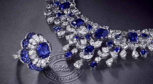 graff entre as marcas de jóias mais caras do mundo