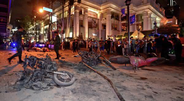 tailandia  entre os países com mais terrorismo no mundo