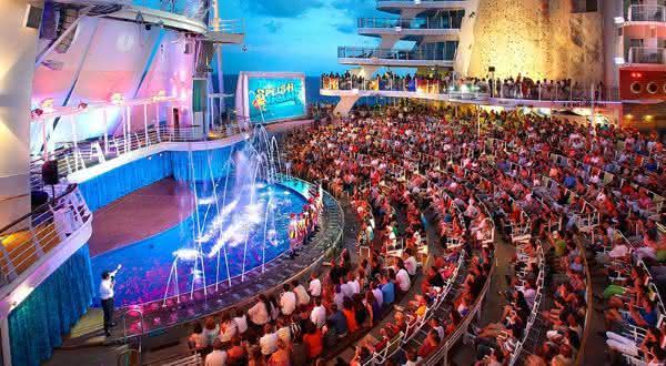 Allure of the Seas 2 entre os navios de cruzeiros mais caros do mundo