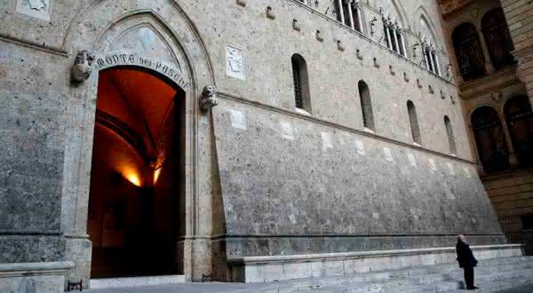 Banca Monte dei Paschi di Siena entre as empresas mais antigas em atividade no mundo