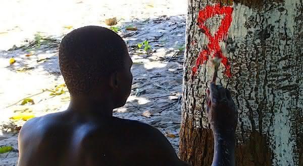 Botswana entre os paises mais afetados por HIV AIDS no mundo