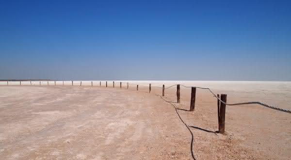 Etosha Pan entre os desertos de sal mais incriveis do mundo