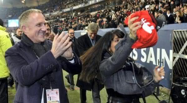 Francois-Henri Pinault entre os proprietarios de equipes de futebol mais ricos do mundo