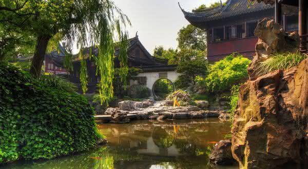 Top 10 jardins mais bonitos do mundo 3