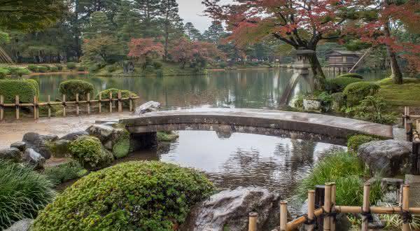 Top 10 jardins mais bonitos do mundo 6