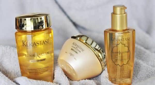 Kerastase Oleo entre os shampoos mais caros do mundo