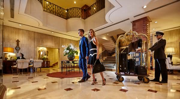 LHotel Porto Bay entre os melhores hotéis de são paulo