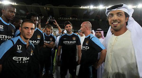 Mansour bin Zayed Al Nahyan entre os proprietarios de equipes de futebol mais ricos do mundo