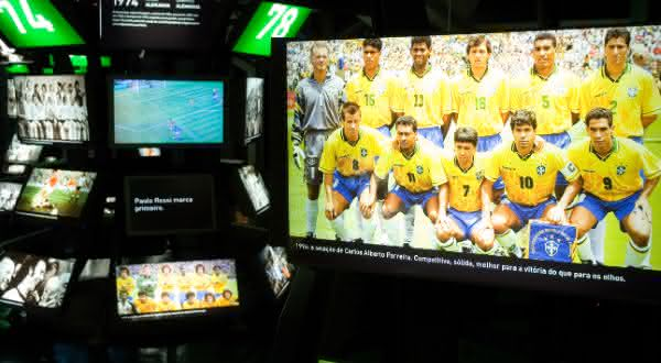 Museu do Futebol entre as coisas para ver e fazer em São Paulo